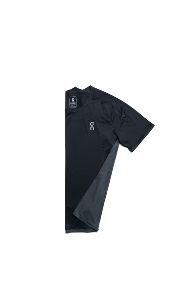ON M Performance SS Tee - Black/Shadow