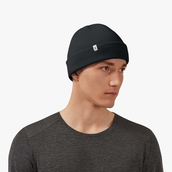 ON Merino Beanie - Black