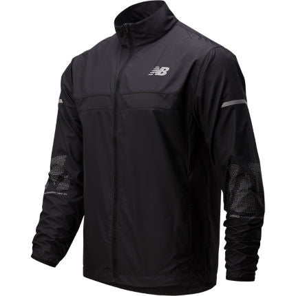 New Balance M Reflect Accelerate Jacket - All Black