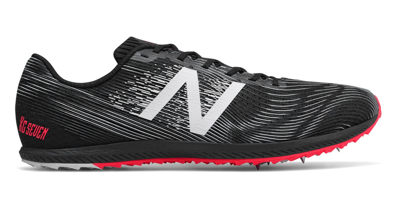 New Balance XC7 Mens Cross Country Spike - Black