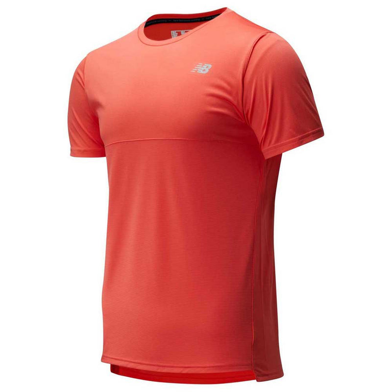 New Balance M ACC SS Tee - Red