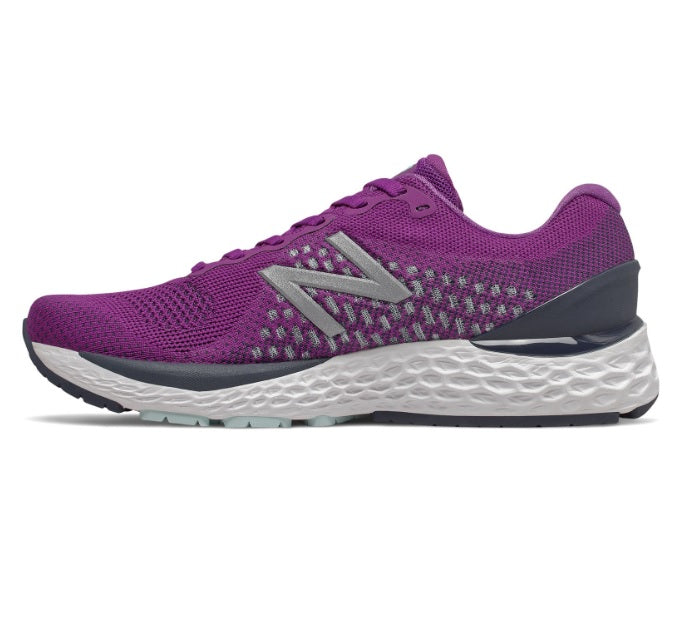 New Balance W 880v10 - Plum Natural Indigo