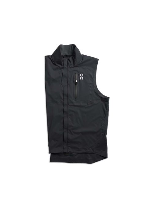 ON M Weather Vest - Black