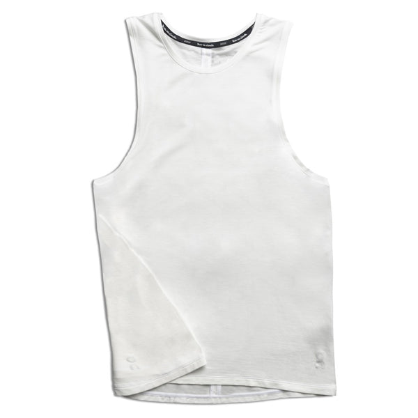 ON W Active Tank - White