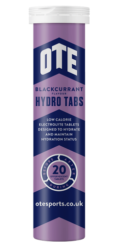 OTE Hydro Tabs - Blackcurrant