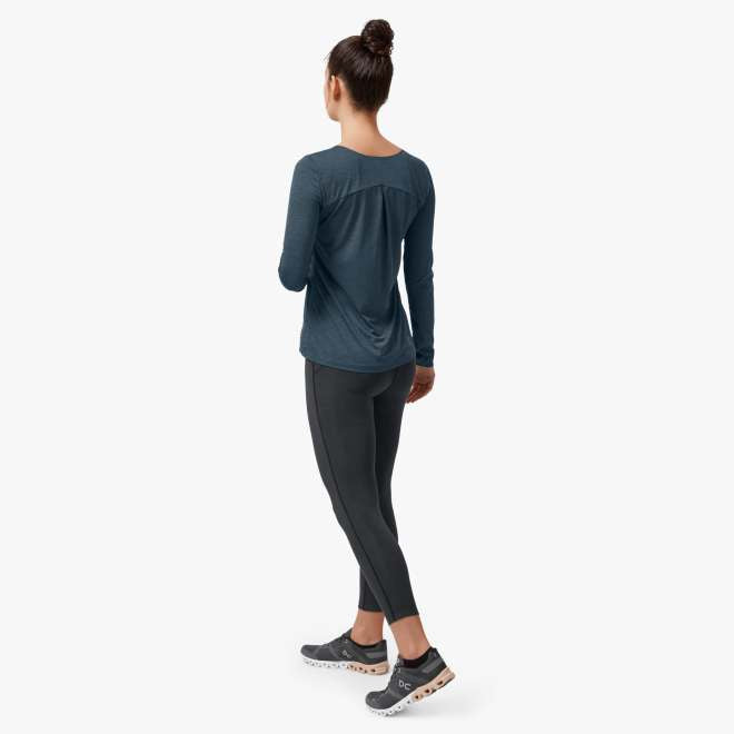 ON W Performance Top - Navy