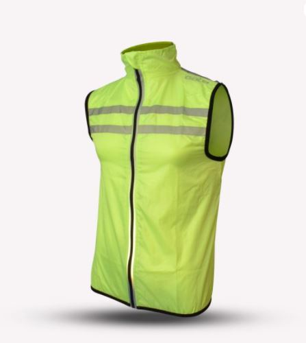 Gato Primer LED Vest USB - Neon Yellow