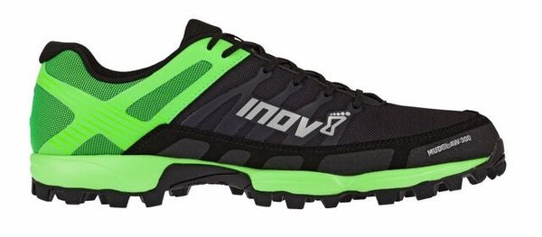 Inov8 Mens Mudclaw 300 - Black/Green