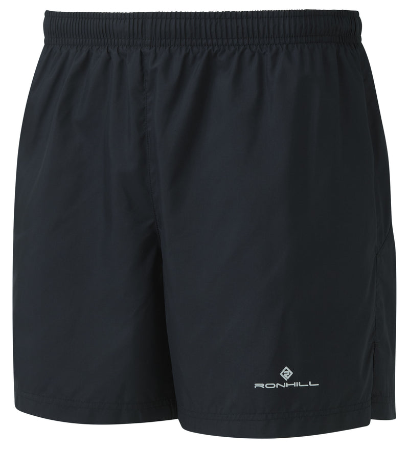 "RonHill M Everyday 5"" Shorts - Black"