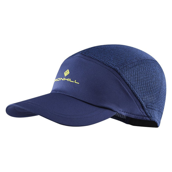 Ronhill Air-Lite Cap - Midnight Blue/Acid