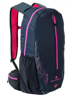 Ronhill Commuter 15L Pack - Charcoal/Hot Pink
