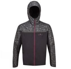 RonHill M Momentum Afterlight Jacket - Black Mulberry