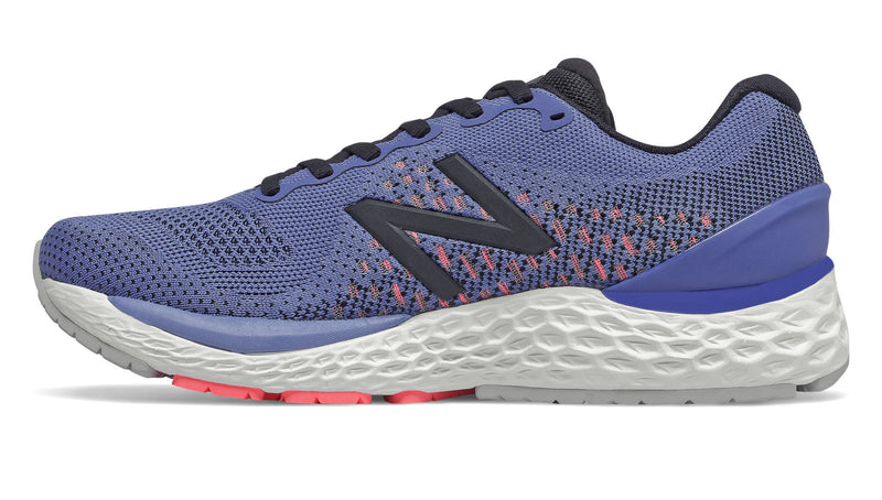 New Balance W 880V10 | Wide- Magnetic Blue with Guava