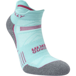 Hilly W Supreme Socklet - Aquamarine/Grey Marl