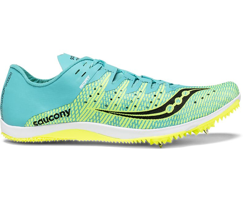 Saucony Womens Endorphin 2 - Green/Blue