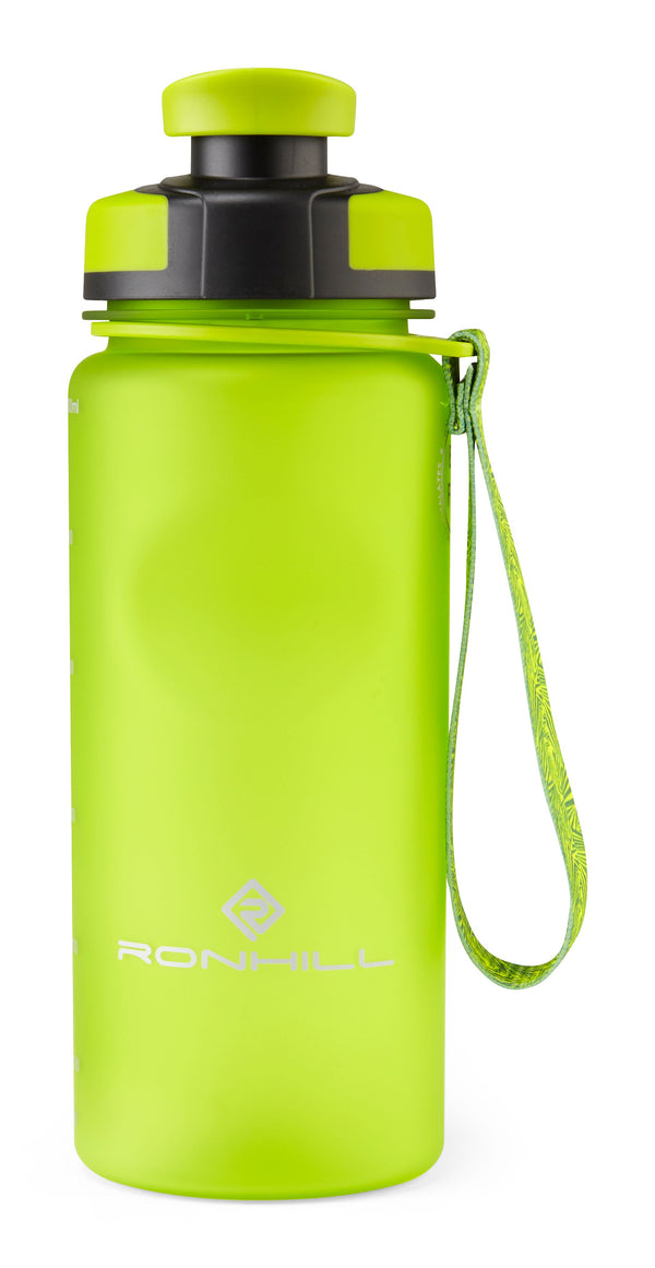 RonHill H20 Bottle 600ml - Green