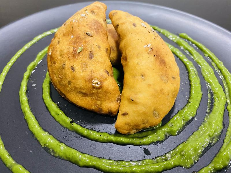 South American-Inspired Empanadas Recipe