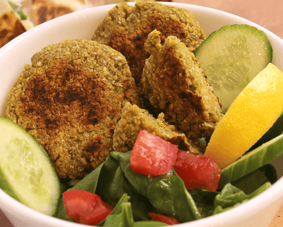 Falafel & Burger Mix