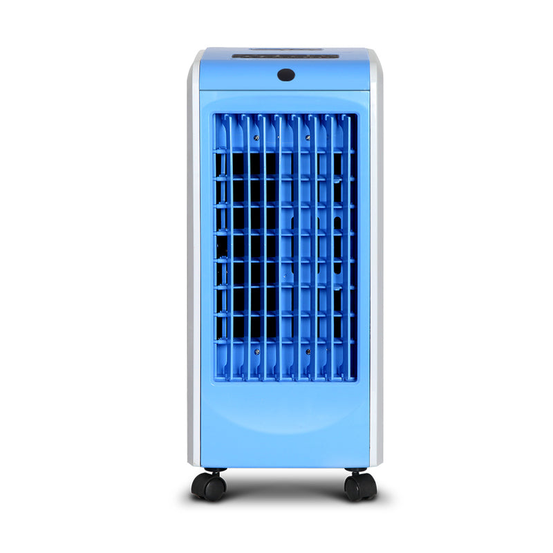 Devanti Portable Evaporative Air Cooler-Blue-FREE SHIPPING