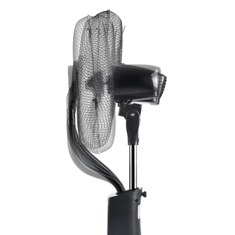 Portable Misting Fan with Remote Control- Black-FREE SHIPPING
