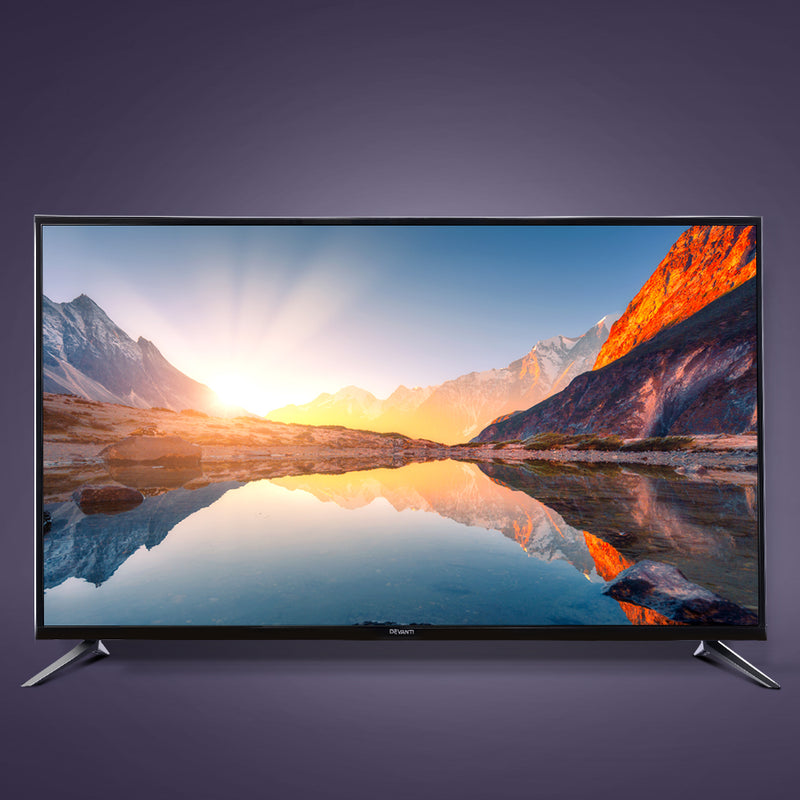 43 Inch Smart LED TV-4K-appUHD HDR LCD Slim Screen-FREE SHIPPING