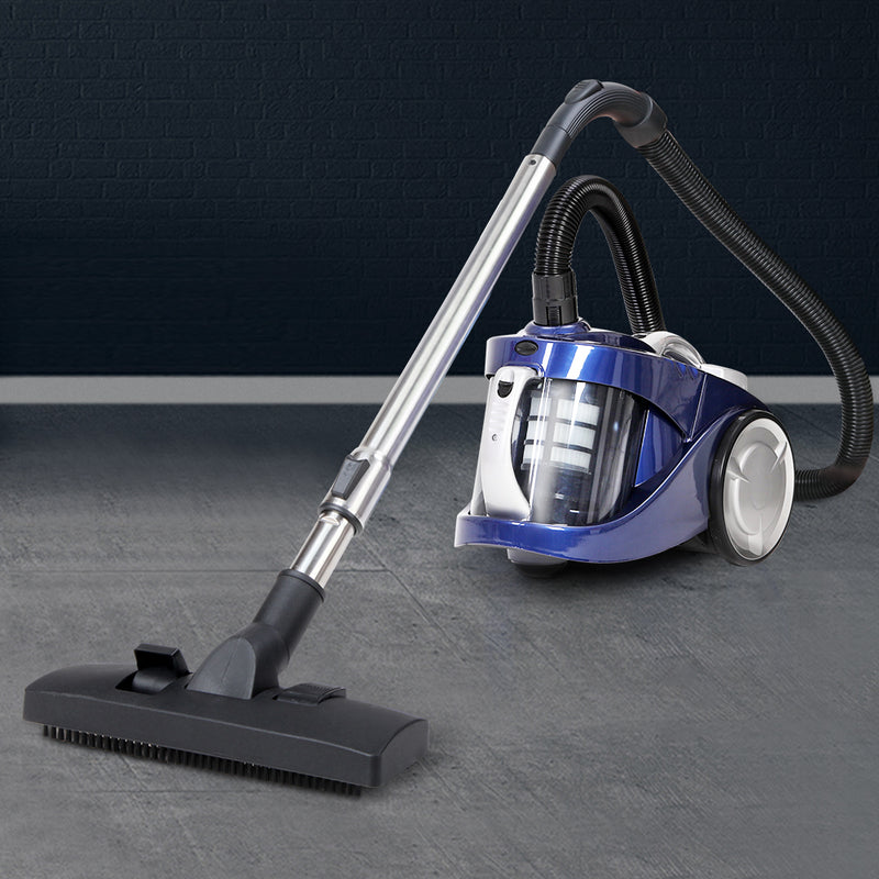 Bagless Vacuum Cleaner-2200W-Blue-FREE SHIPPING