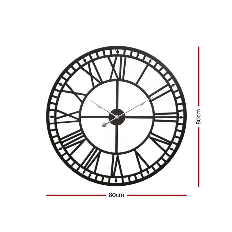 80cm Wall Clock-FREE SHIPPING