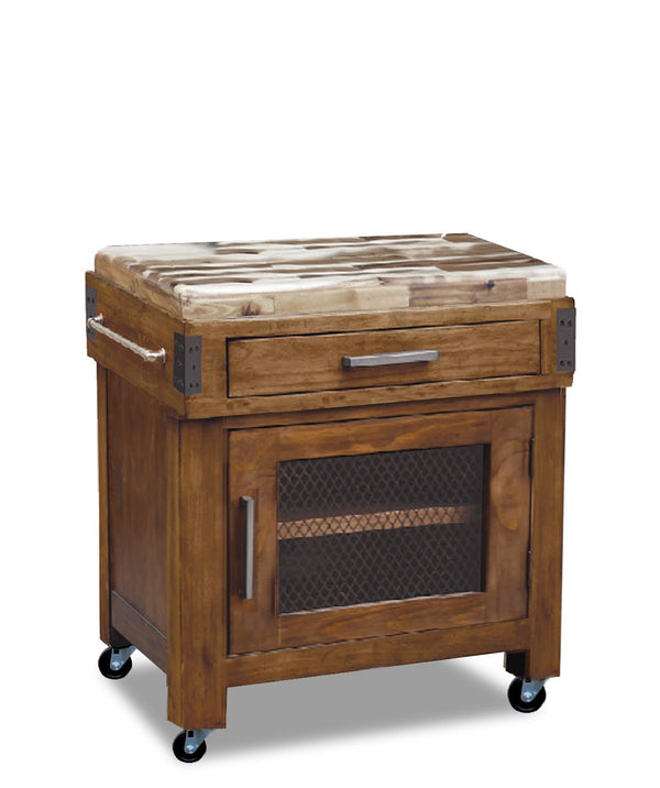 Cutler Butchers Block