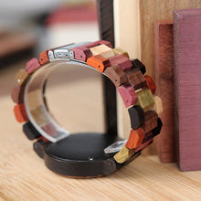 Load image into Gallery viewer, Wannabe - Handmade Bamboo Watch