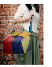 Load image into Gallery viewer, Laila Leather Tote