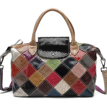 Load image into Gallery viewer, Maritza Leather Handbag