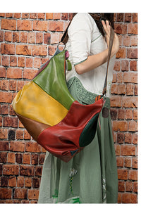 Lotte Leather Tote