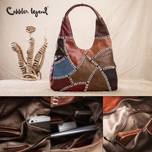 Load image into Gallery viewer, Maritza Genuine Leather Handbag