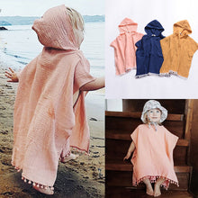 Load image into Gallery viewer, Boho Beach Poncho