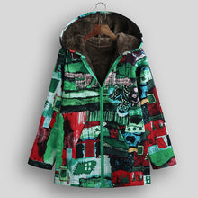 Load image into Gallery viewer, Hannah Faux Fur Lining Jacket