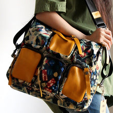 Load image into Gallery viewer, Charlotte Multi-Pocket Handbag