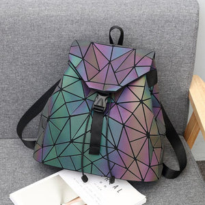 Lilou Reflective Backpack