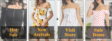 Load image into Gallery viewer, SLEEVELESS SUMMER DRESS