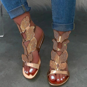 FLY GIRL SANDALS