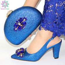 Load image into Gallery viewer, Venus High Heel Women Shoes and Bags Set