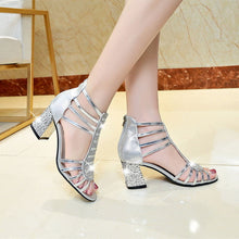 Load image into Gallery viewer, WEDGADORA HEELS