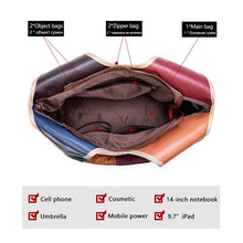 Load image into Gallery viewer, Roma Leather Bag