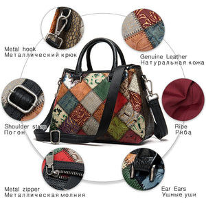COLORFUL DYNASTY BAG