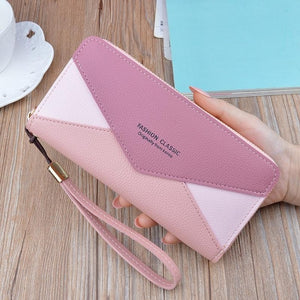 Korean Patchwork Wallet