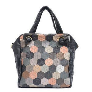 Lysha Leather Bag