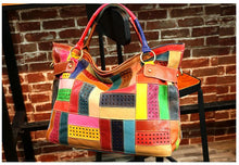 Load image into Gallery viewer, Gabriella Leather Tote