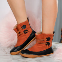 Load image into Gallery viewer, Cordova Vintage Flat Ankle Boots