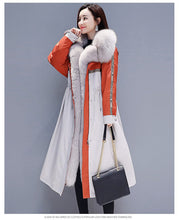 Load image into Gallery viewer, Myra Fur Lined Trench Coat