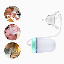 Load image into Gallery viewer, Revolutionary Hands-Free Feeding Bottle