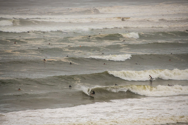 Lineup to snapper